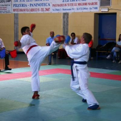NUOVE KARATE